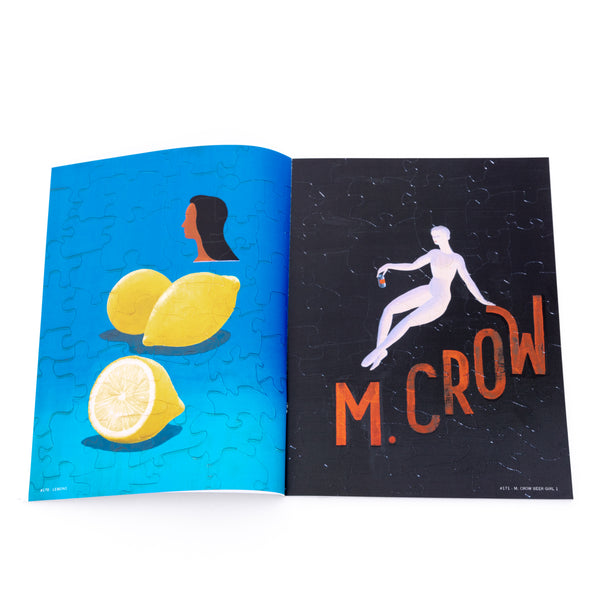 M. CROW PUZZLE CATALOGUE VOL. 3