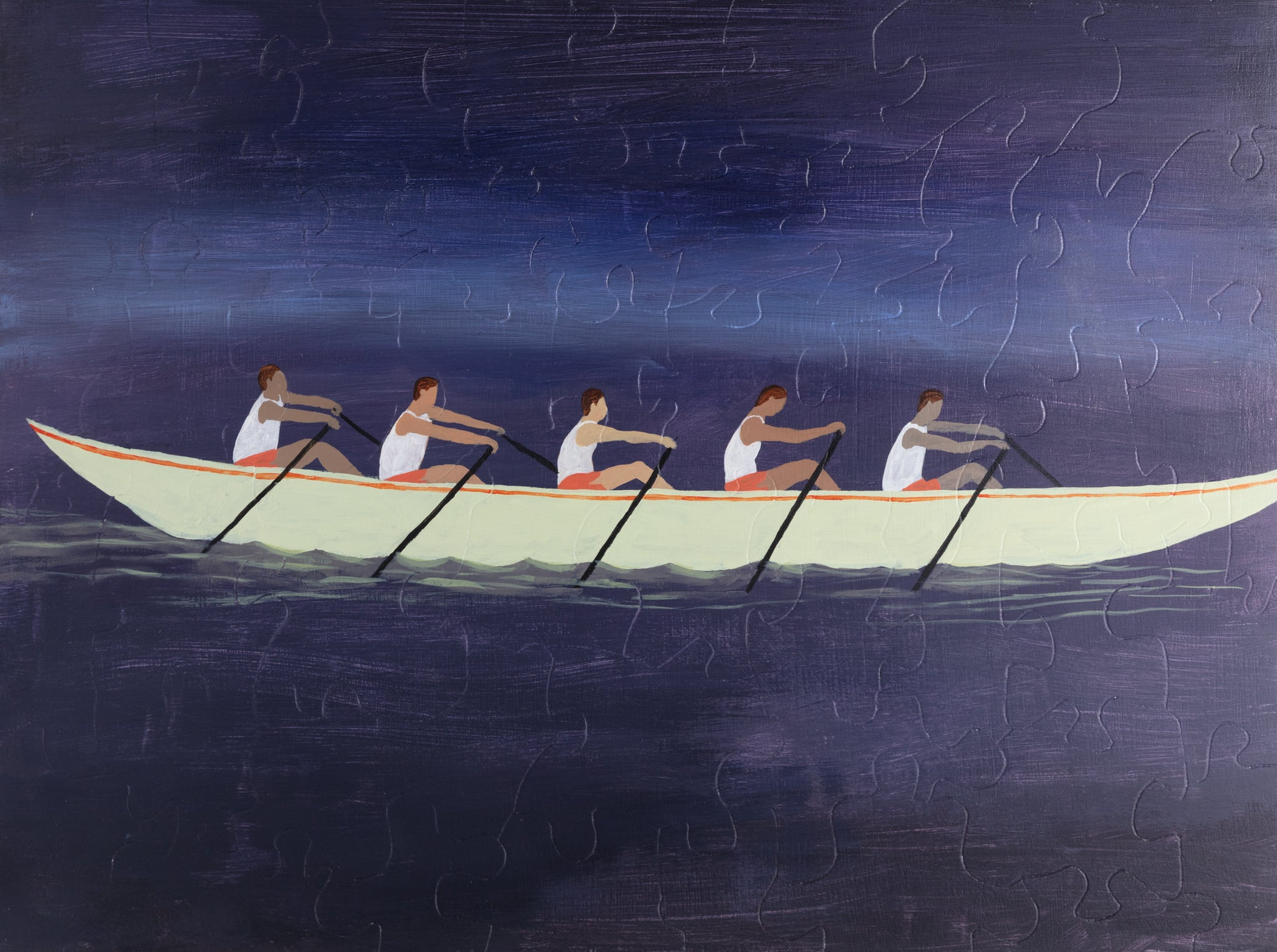 PUZZLE 373 - ROWERS II