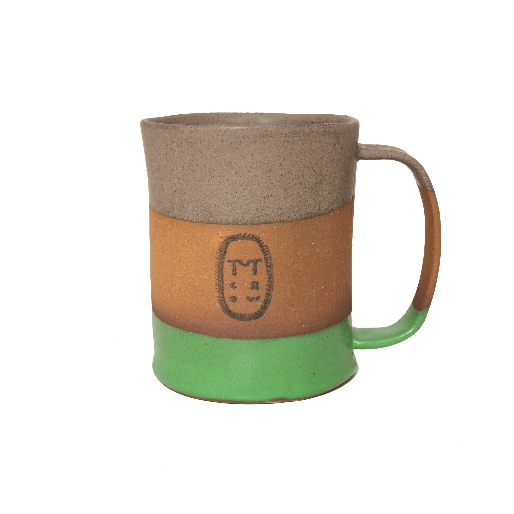 M. CROW MUG - AXE SERIES 01