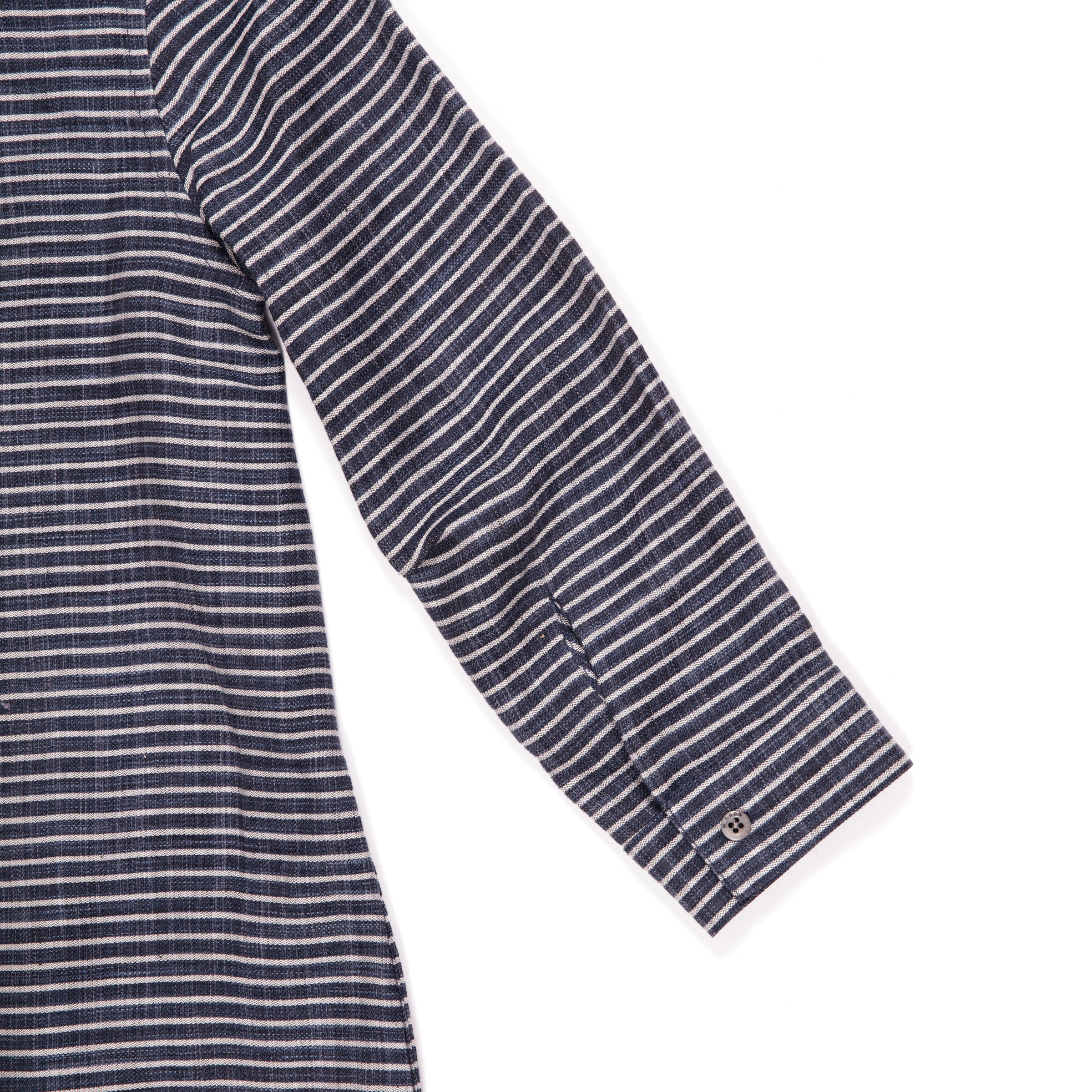 NAUTICAL STRIPED LIGHT LINEN