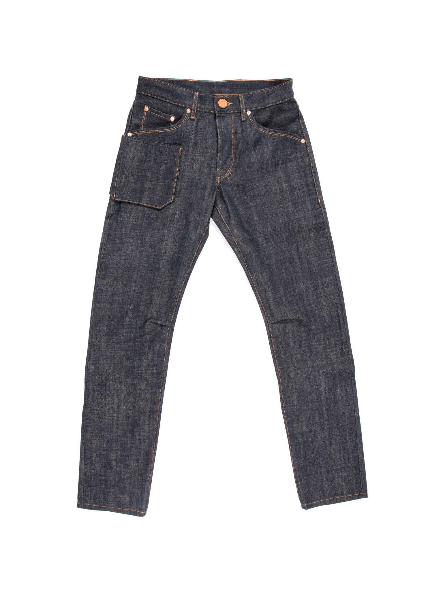 BLUE SELVEDGE DENIM