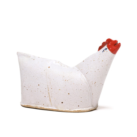 CERAMIC HEN BANK