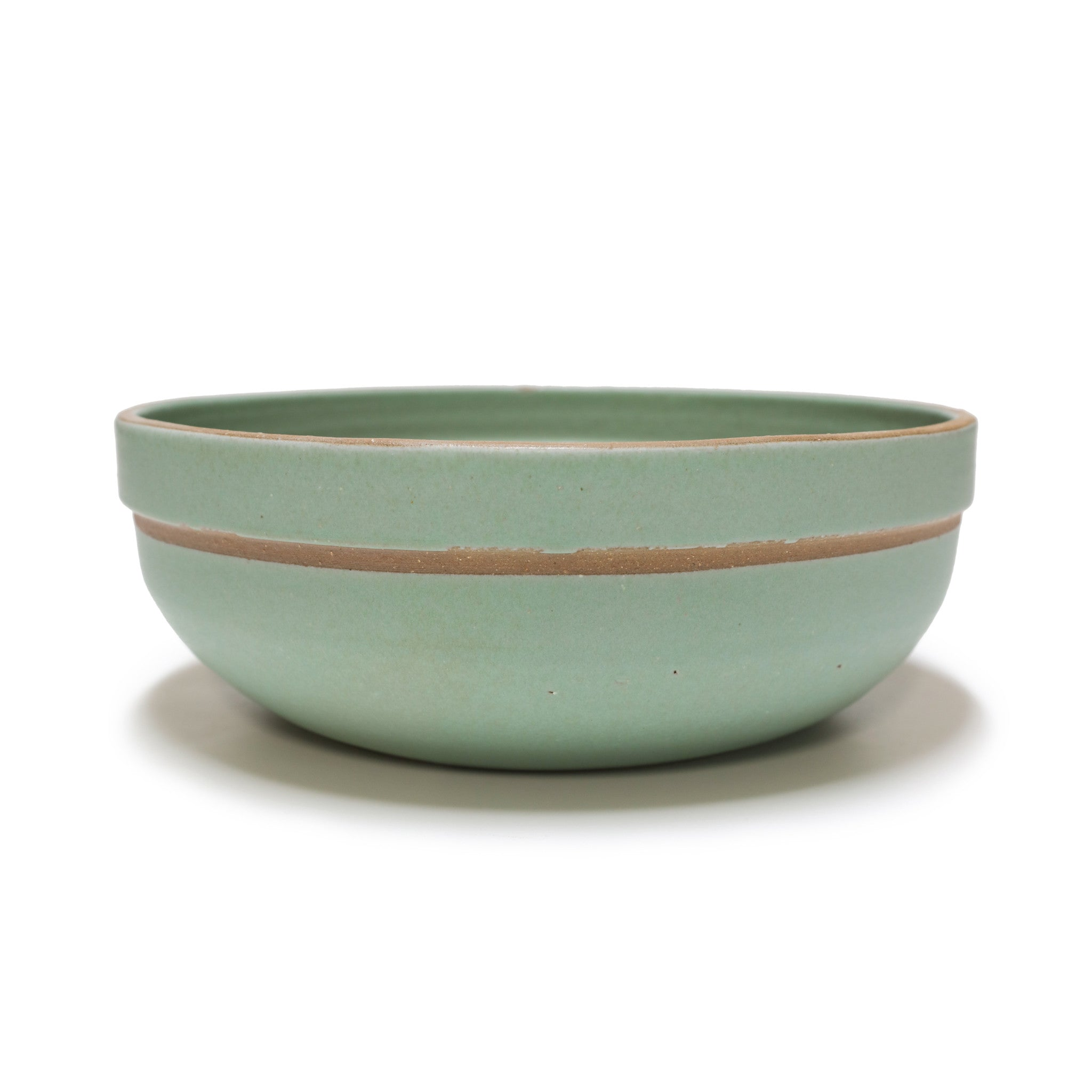 CERAMIC FRUIT BOWL - PLAIN