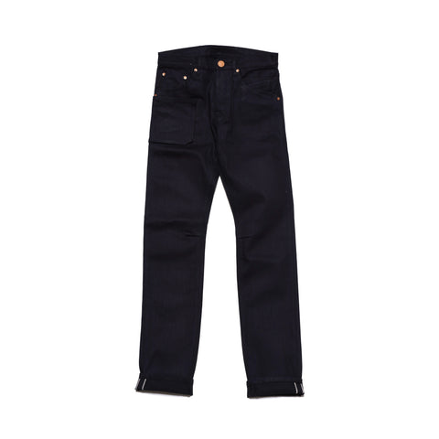 BDDW FURNITURE MAKER'S PANT BY M. CROW - 15 OZ. INK NAVY DENIM