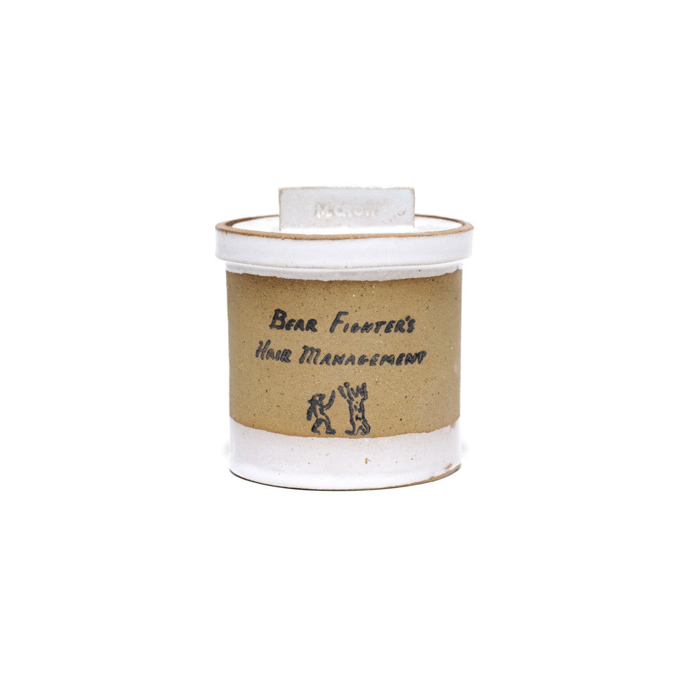 BEAR FIGHTER'S HAIR FIXATIVE