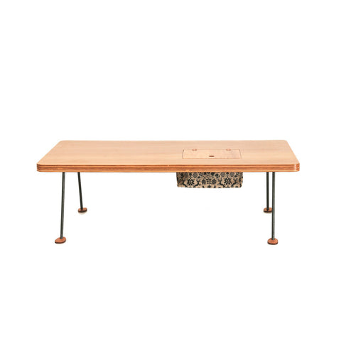 DOUG FIR PLYWOOD TABLE - RECTANGULAR