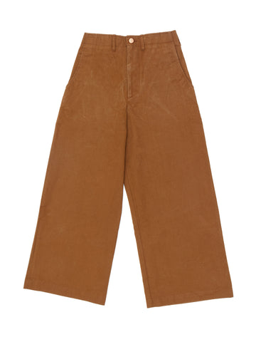 BROWN TWILL