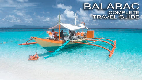 How To Travel Balabac Philippines