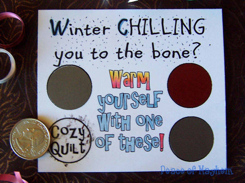 Winter Chilling You to the Bone? Pick & Peek