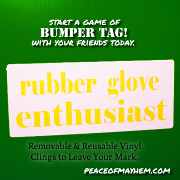 Rubber Glove Enthusiast