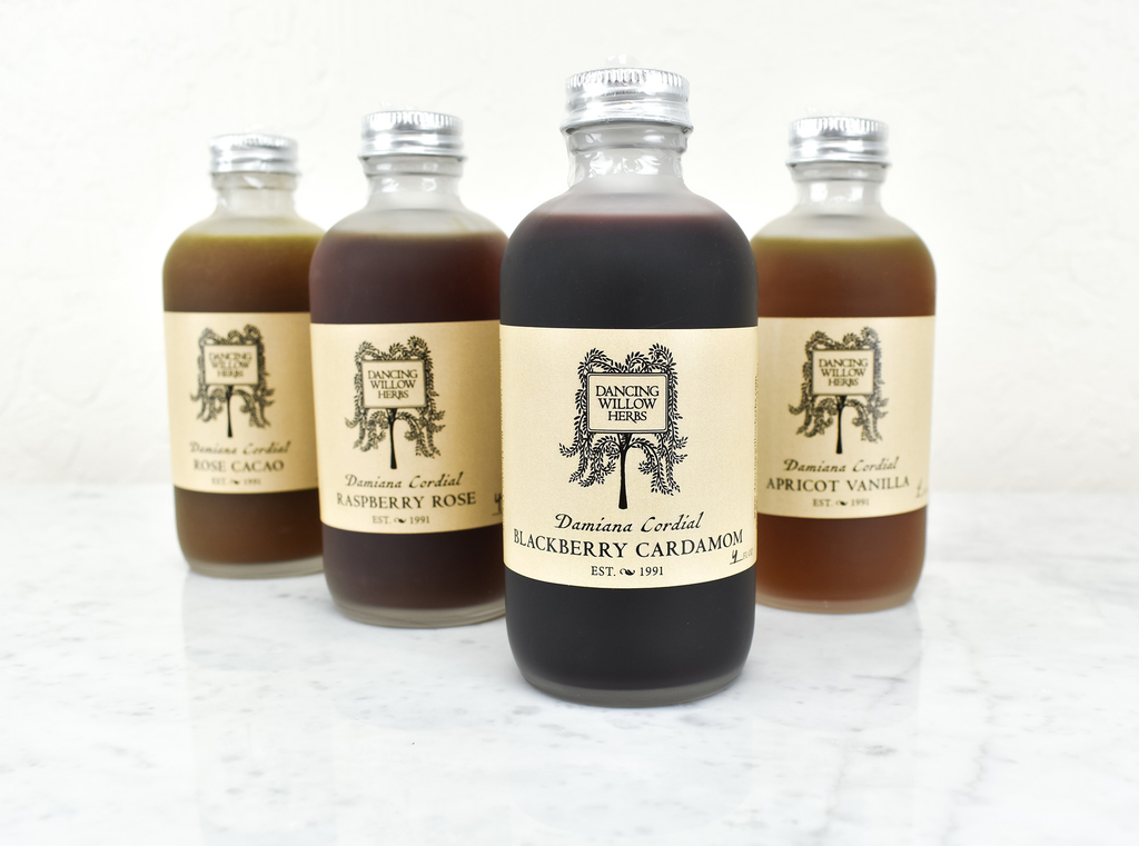 Fancy up your Cocktails with Herbal Cordials!