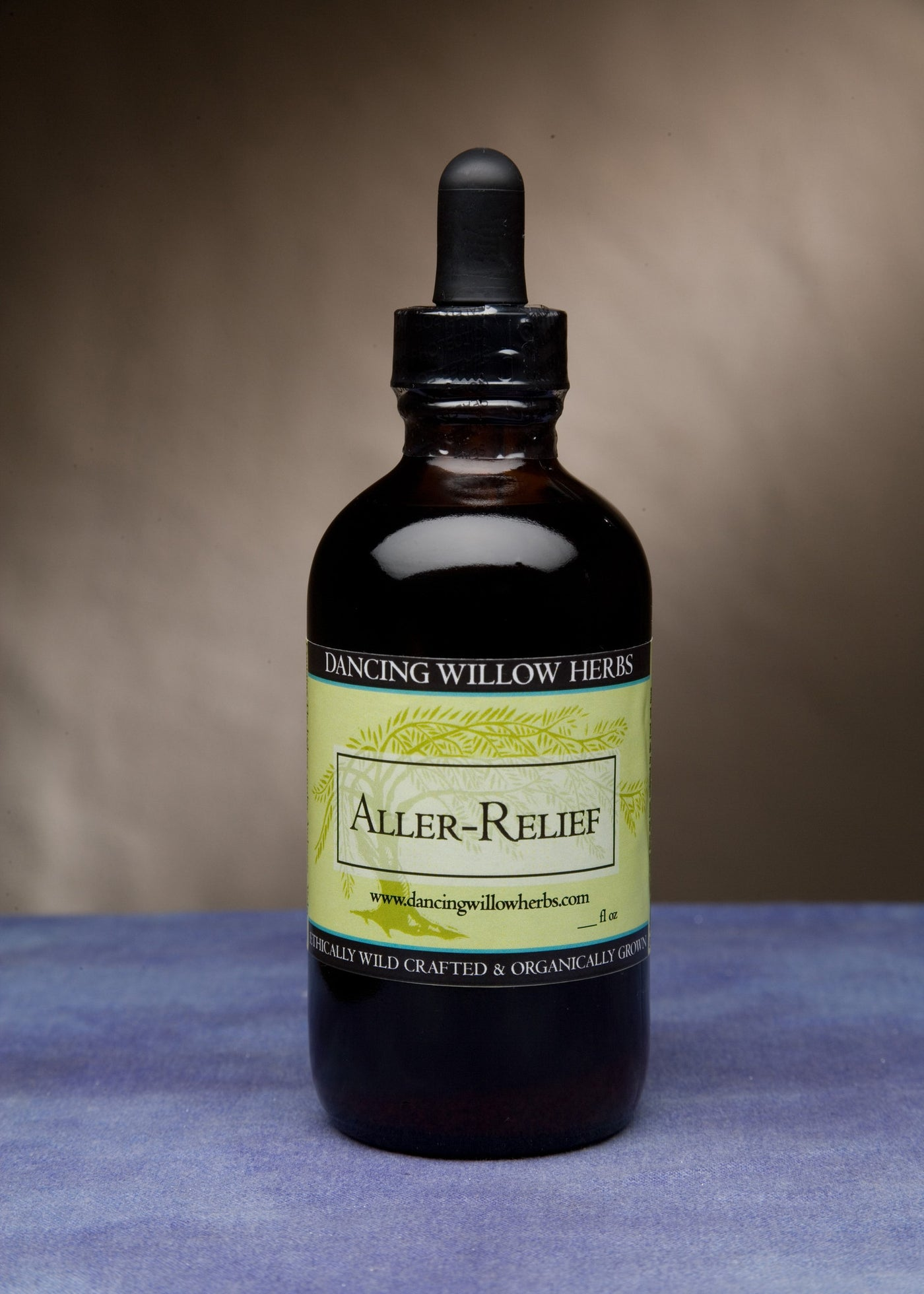 Aller Relief - Dancing Willow Herbs Herbal Formulas - herbal formulas