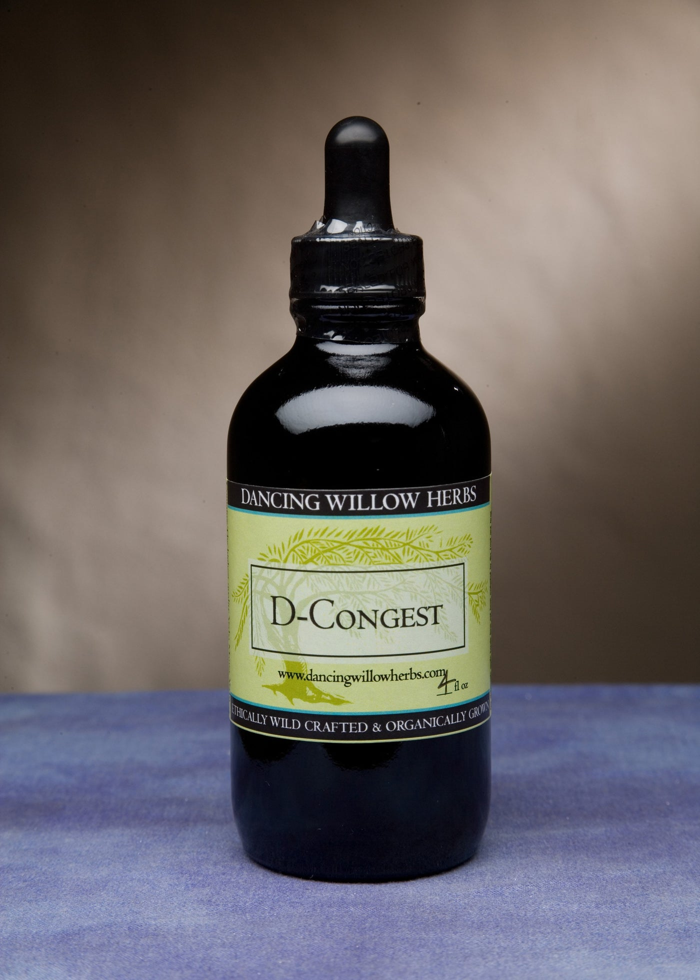 D-Congest - Dancing Willow Herbs Herbal Formulas - herbal formulas