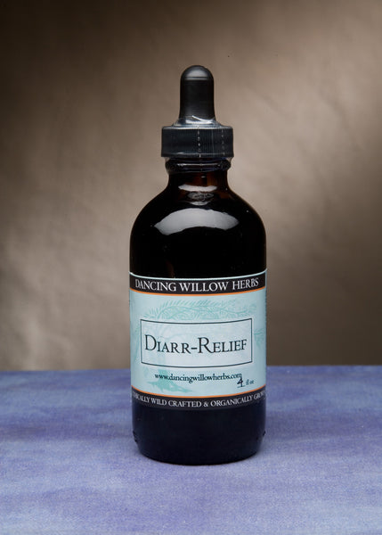 Diarr-Relief - Dancing Willow Herbs Herbal Formulas - herbal formulas