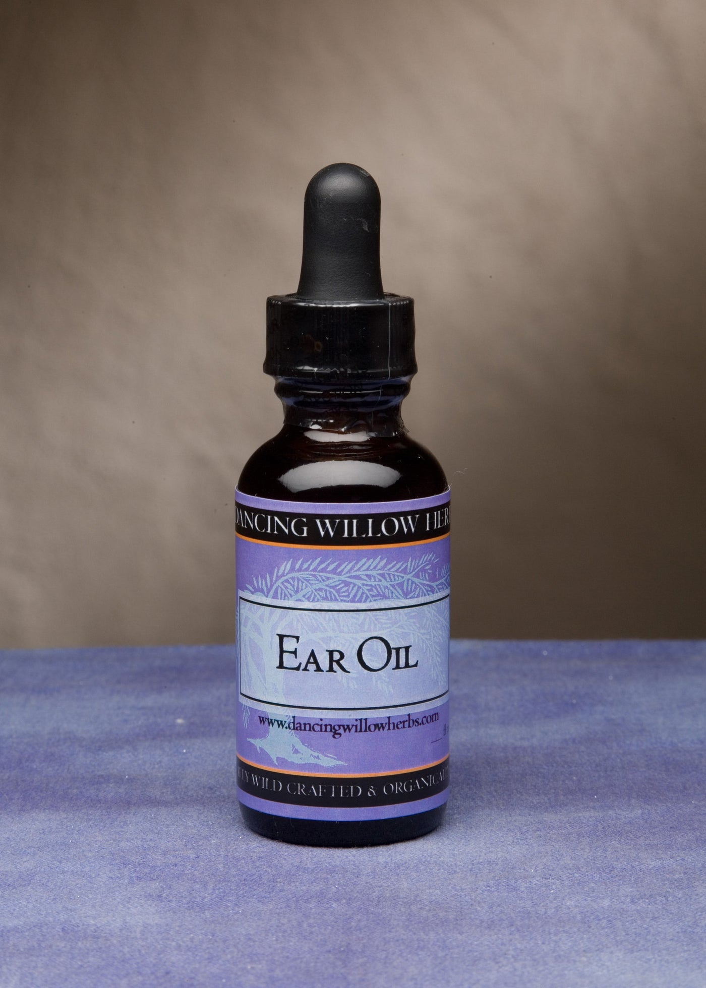 Ear Oil - Dancing Willow Herbs oil - herbal formulas