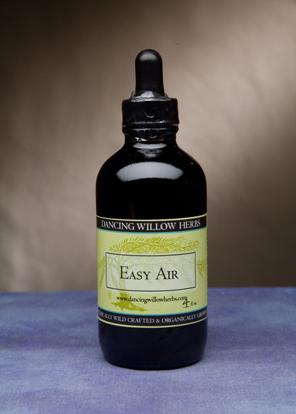 Easy Air - Dancing Willow Herbs Herbal Formulas - herbal formulas