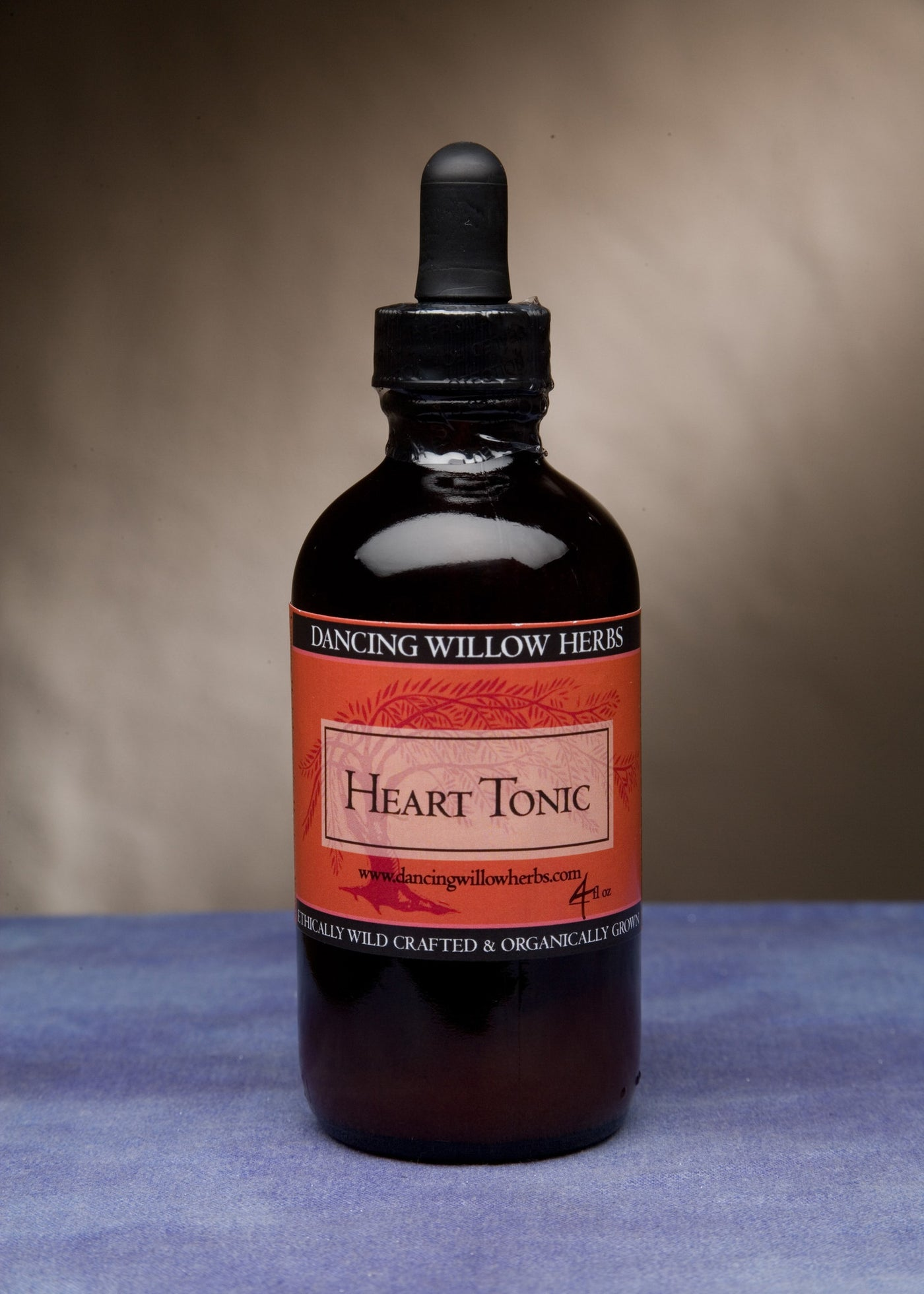 Heart Tonic - Dancing Willow Herbs Herbal Formulas - herbal formulas