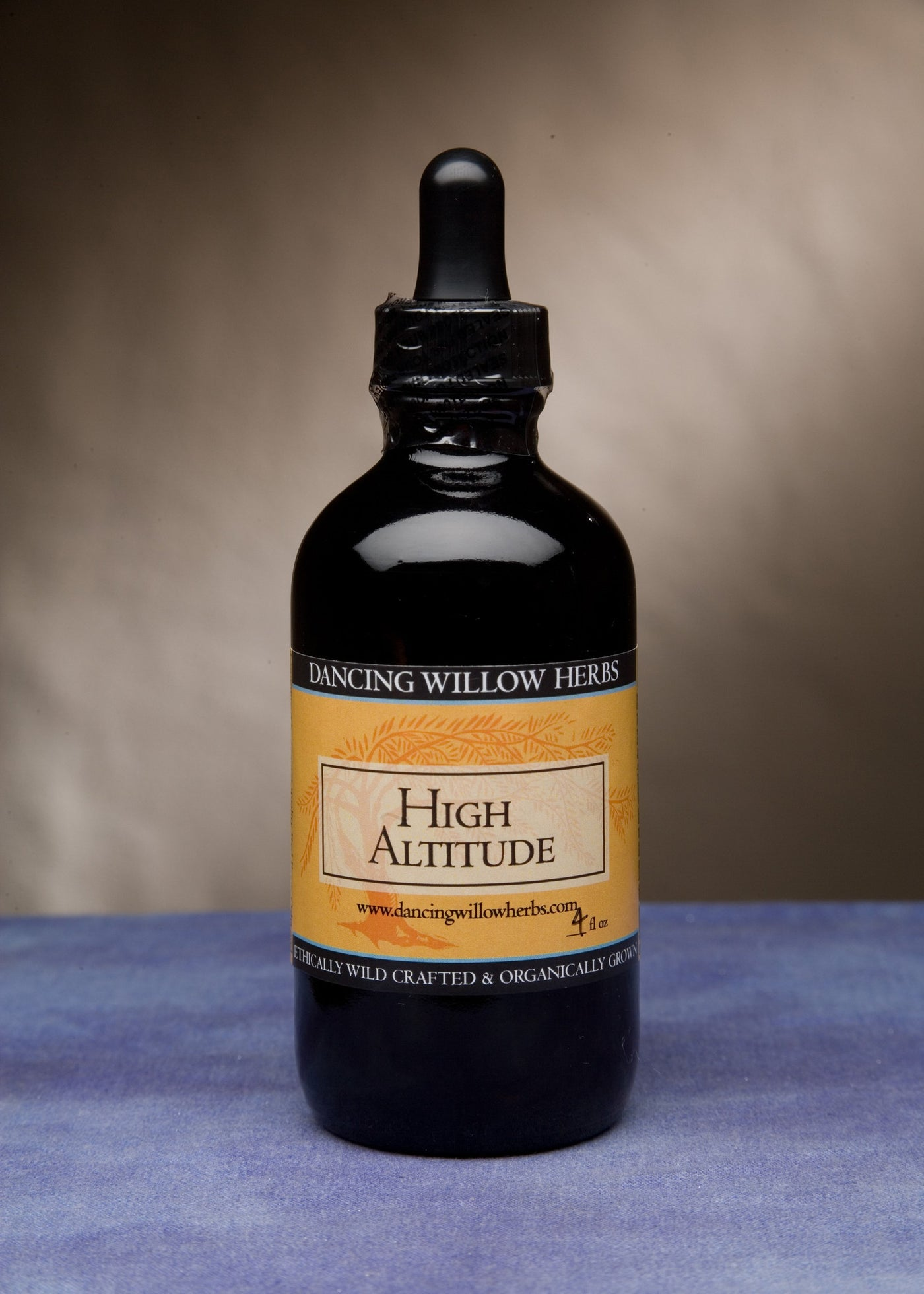 High Altitude - Dancing Willow Herbs Herbal Formulas - herbal formulas