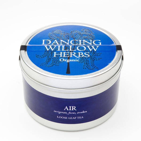 Air Elemental Tea - Dancing Willow Herbs tea - herbal formulas