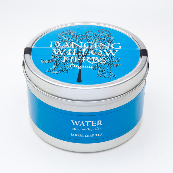 Water Elemental Tea - Dancing Willow Herbs tea - herbal formulas