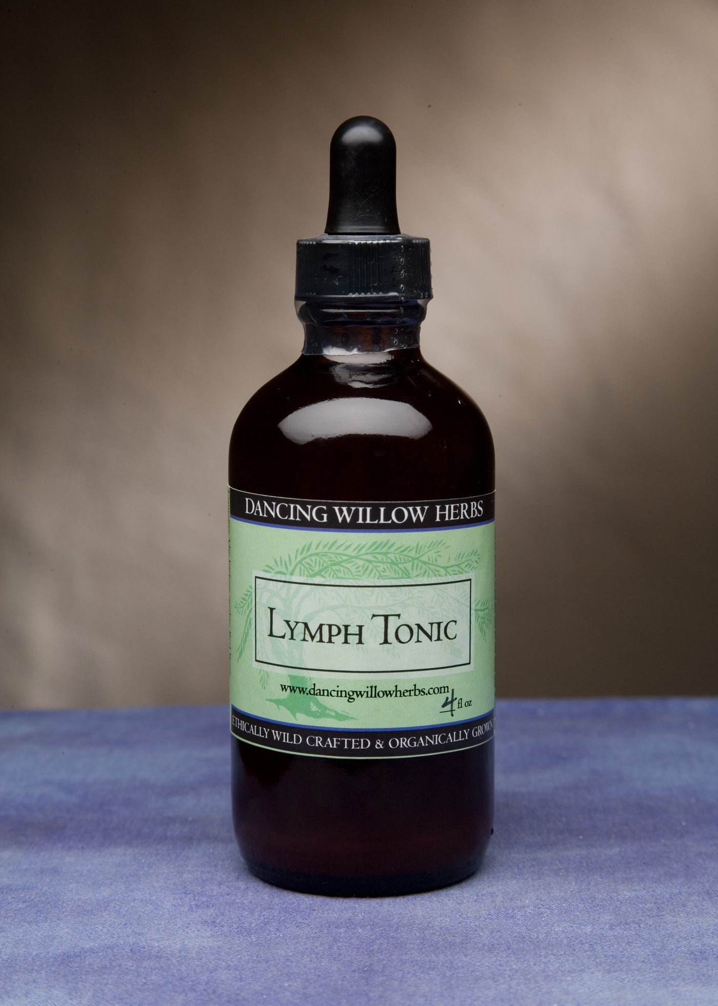 Lymph Tonic - Dancing Willow Herbs Herbal Formulas - herbal formulas