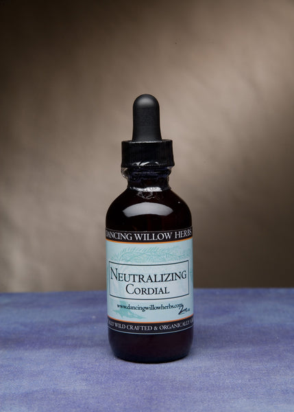 Neutralizing Cordial - Dancing Willow Herbs Herbal Formulas - herbal formulas