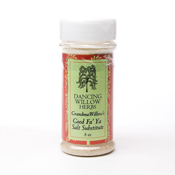 Grandma Willow's Good Fa' Ya Salt Substitute - Dancing Willow Herbs salt substitute - herbal formulas