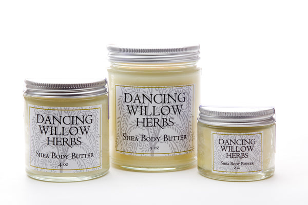 Dancing Willow Herbs Sensual Body Butters - Dancing Willow Herbs body butter - herbal formulas