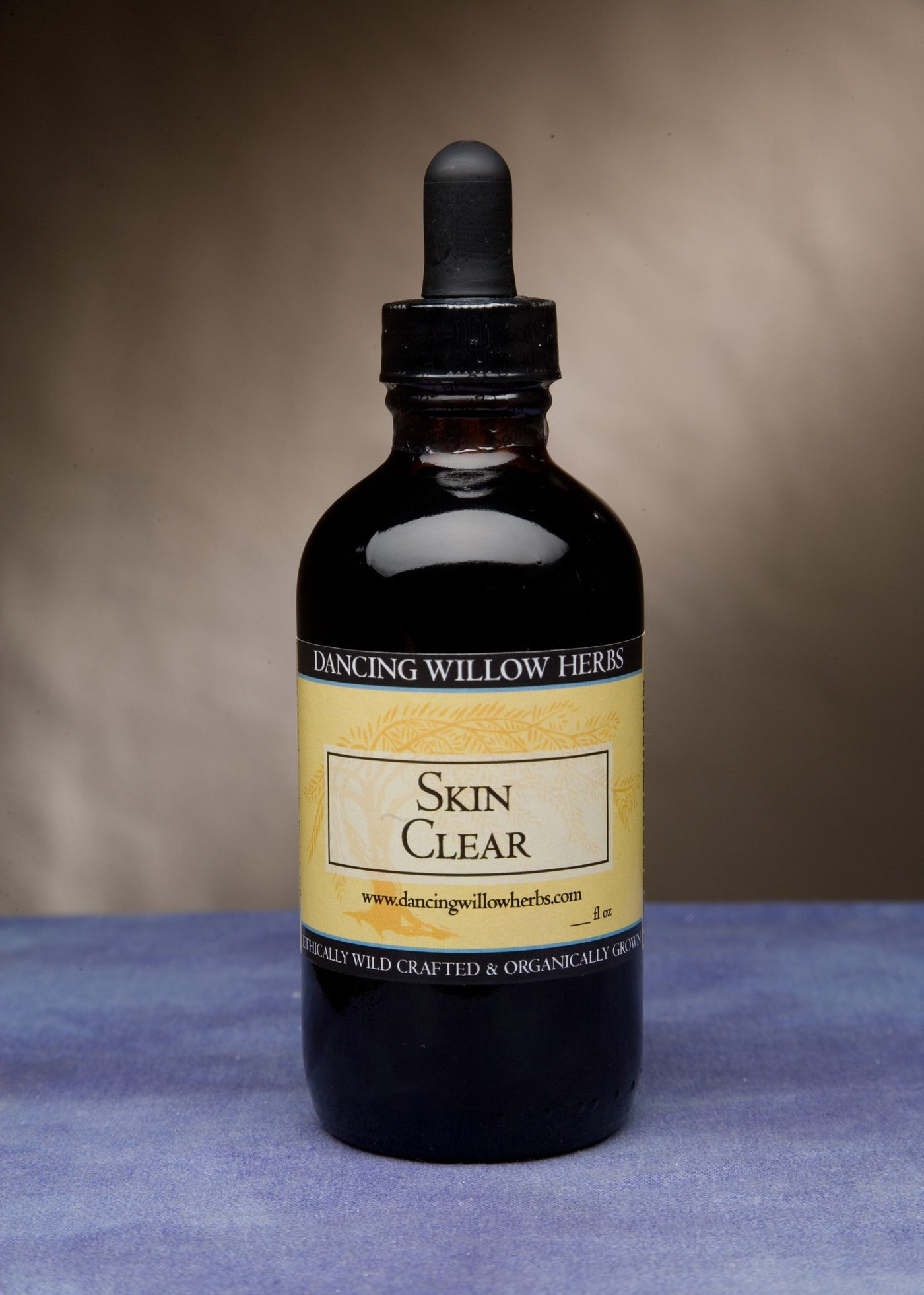 Skin Clear - Dancing Willow Herbs Herbal Formulas - herbal formulas