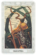 Small Crowley Toth Tarot Deck