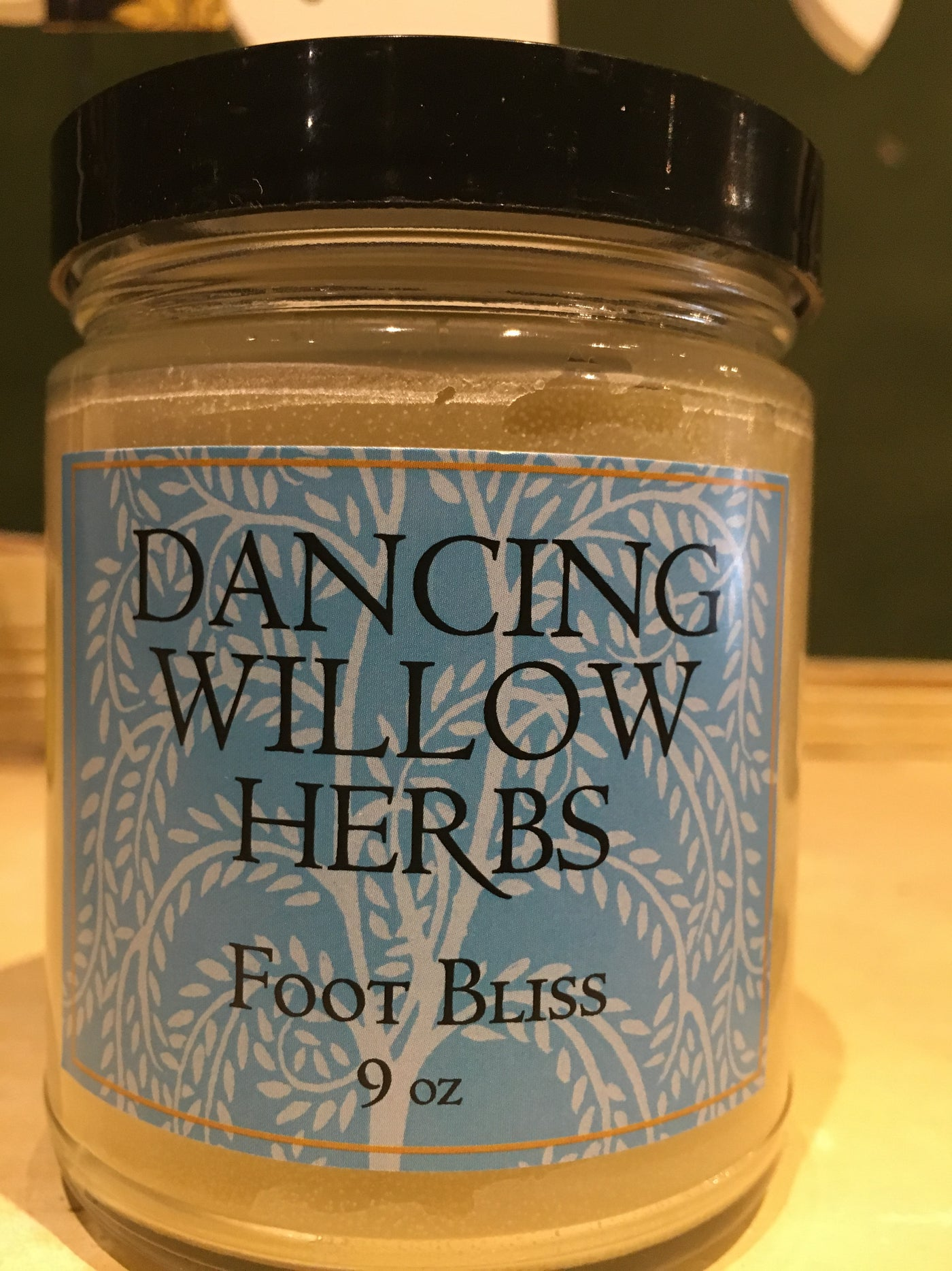 Foot Bliss Butter - Dancing Willow Herbs body butter - herbal formulas