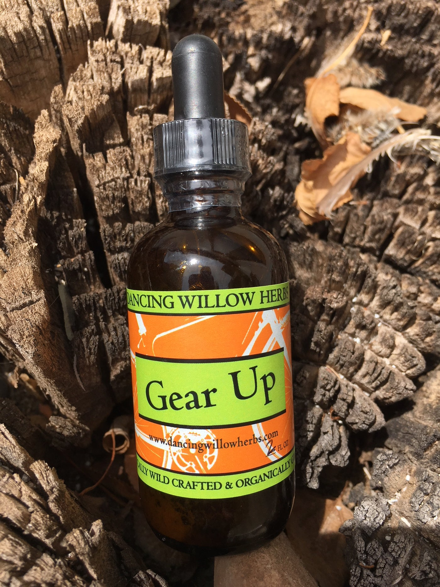 Gear Up - Dancing Willow Herbs Herbal Formulas - herbal formulas