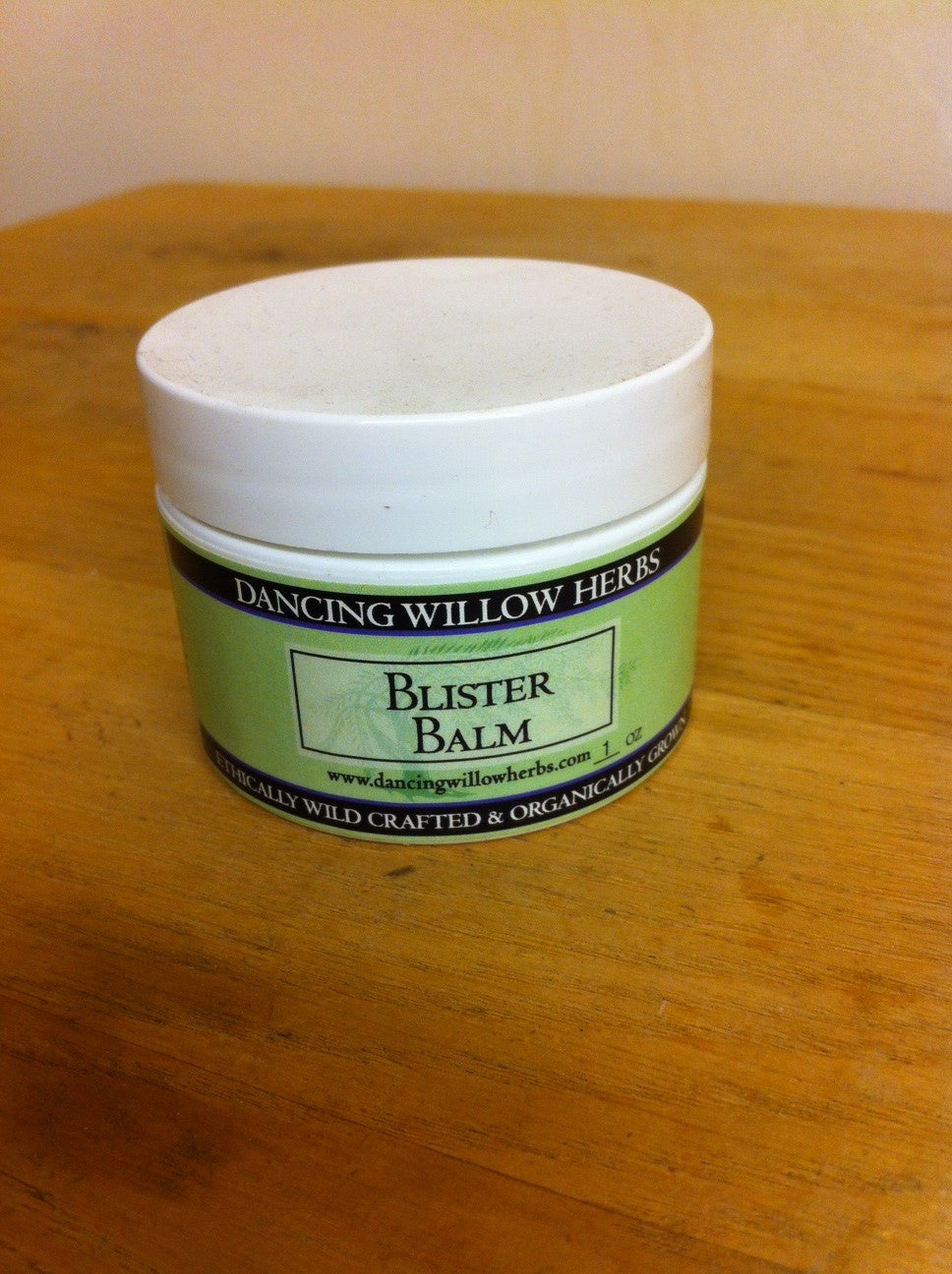 Blister Balm - Dancing Willow Herbs Salve - herbal formulas