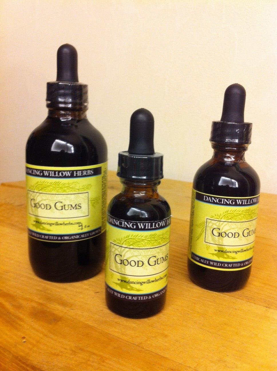 Good Gums - Dancing Willow Herbs Herbal Formulas - herbal formulas