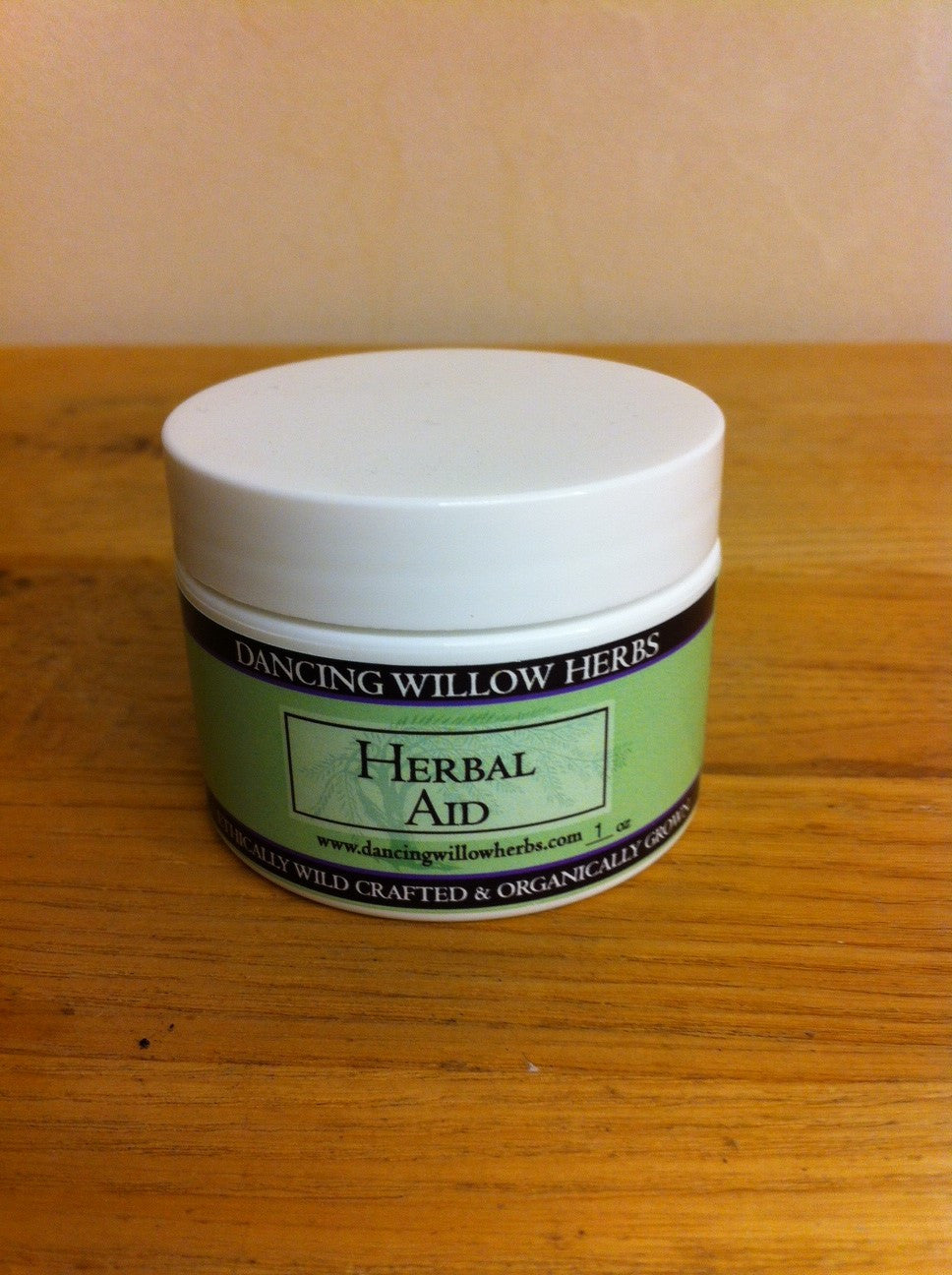 Herbal-Aid Salve 1oz - Dancing Willow Herbs Salve - herbal formulas