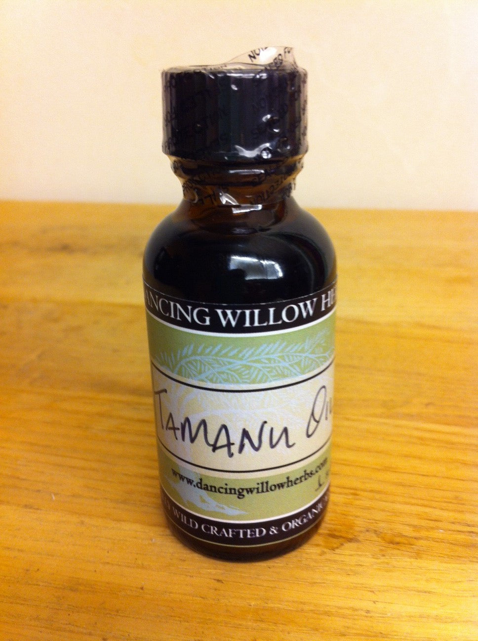 Tanamu Oil - Dancing Willow Herbs oil - herbal formulas