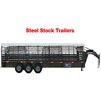 Steel Stock Trailer