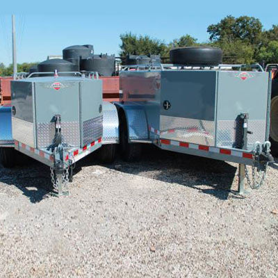 Thunder Creek Fuel Trailer ADT 990