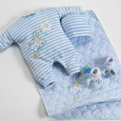 Baby Boy First Outfit Infant Take Me Home Gift Set