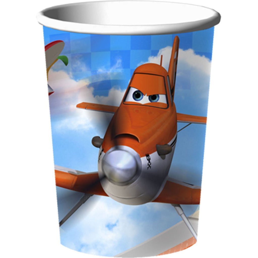 Disney Planes Boy Birthday Party Beverage Cups