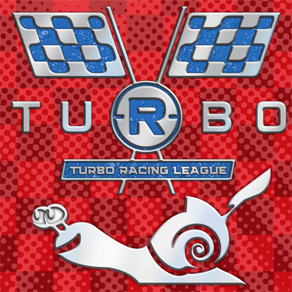 Disney Turbo Boy Birthday Party Beverage Napkins