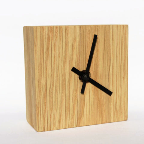 TICTOC Clock - The Interior Cafe - Oak - Home accessories - The Interior Cafe - 1