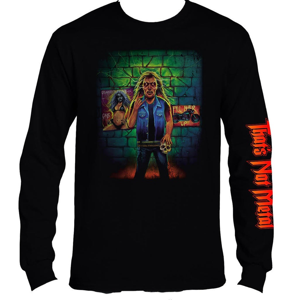 Billy Bulletbelt Long Sleeve T-Shirt