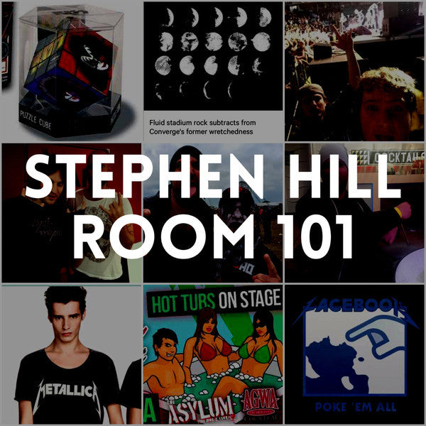 Stephen Hill: Room 101
