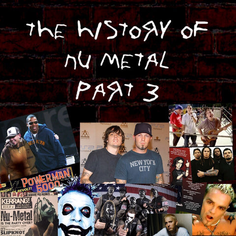History Of Nu Metal Part 3: The Last Days (Part 2)