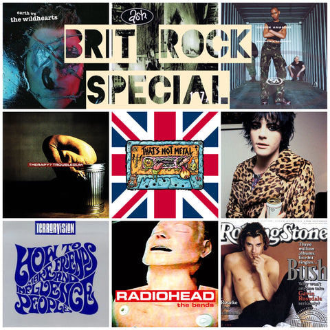 Brit Rock Special: The First Wave (Part 1)