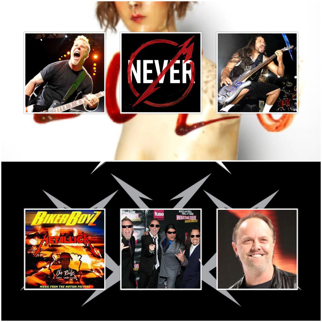 Metallica in the 21st Century: 2000-2015. Part 2 [Members]