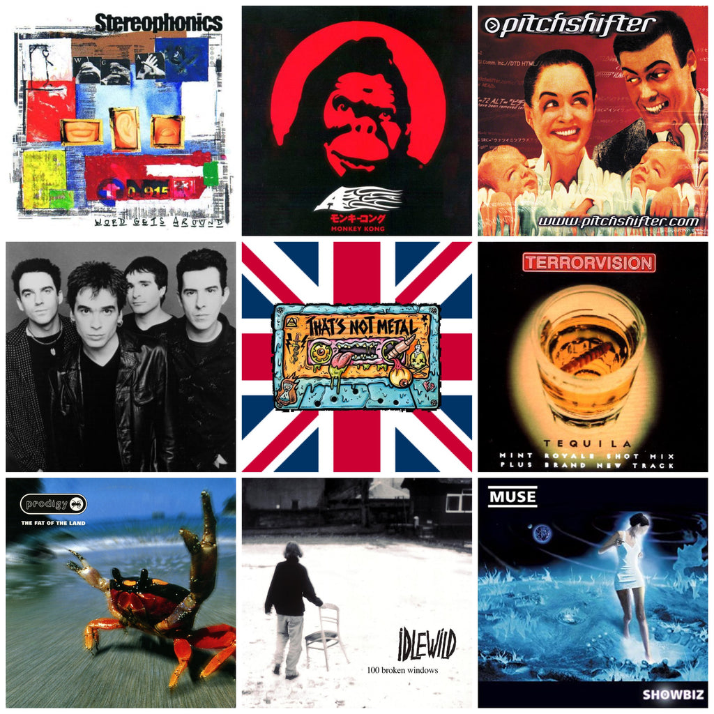Brit Rock Special: Wave 2 and 1997-2001 (Part 2)