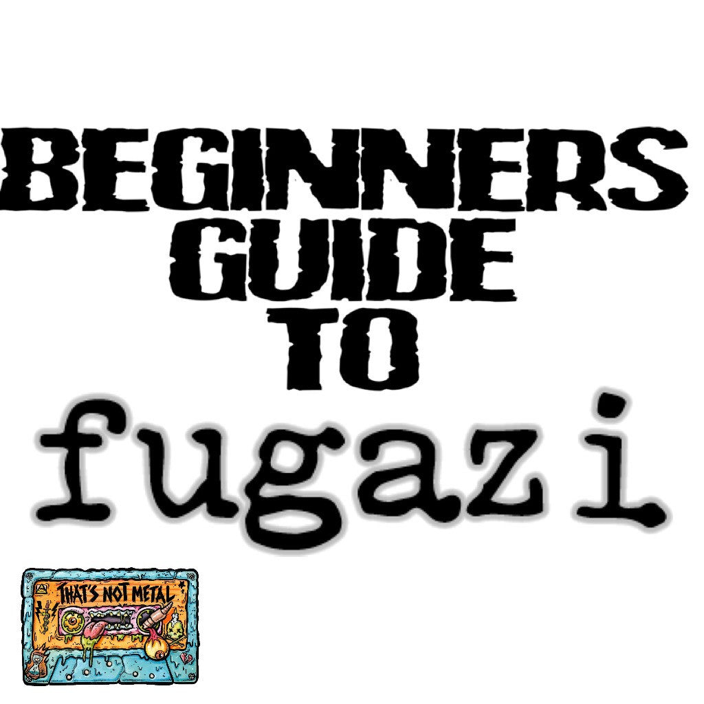 Beginners Guide To Fugazi