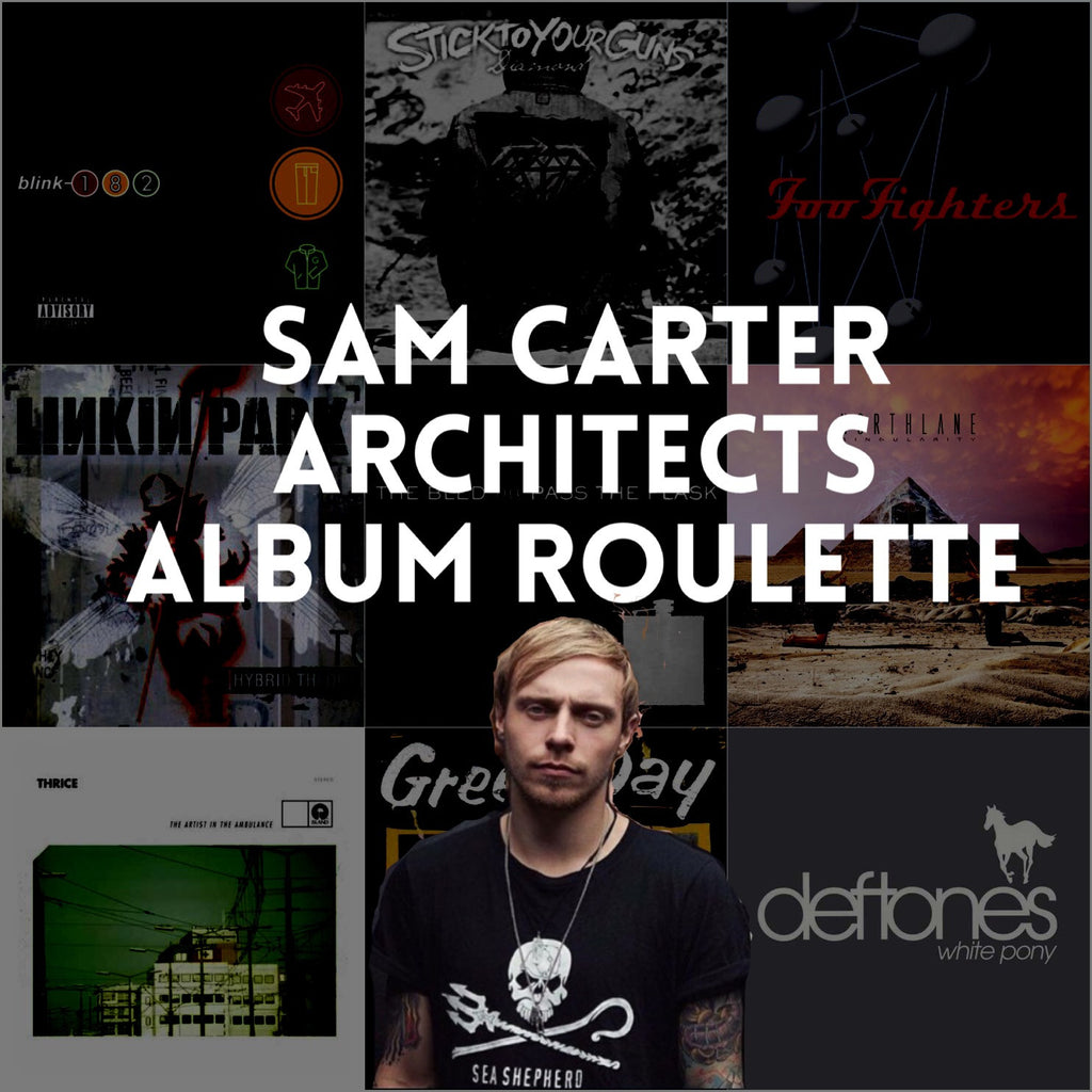 Sam Carter: Album Roulette